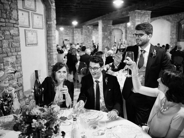 Il matrimonio di Ugo e Roberta a Gussago, Brescia 63
