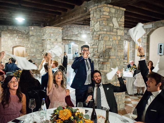 Il matrimonio di Ugo e Roberta a Gussago, Brescia 67