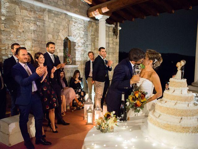 Il matrimonio di Ugo e Roberta a Gussago, Brescia 73
