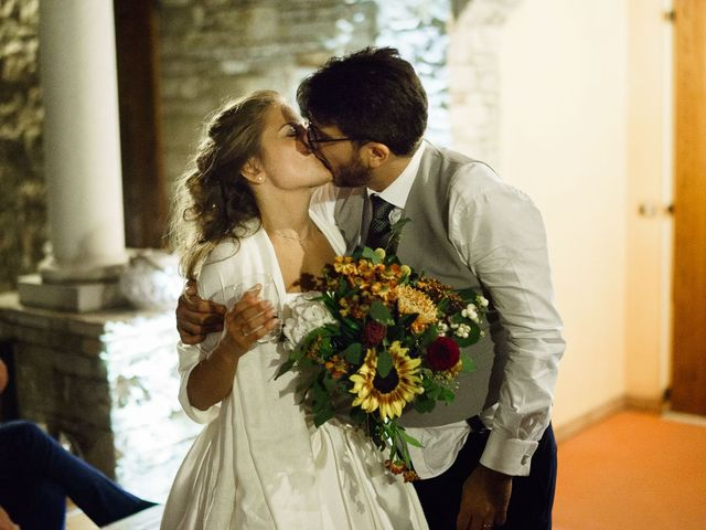 Il matrimonio di Ugo e Roberta a Gussago, Brescia 91