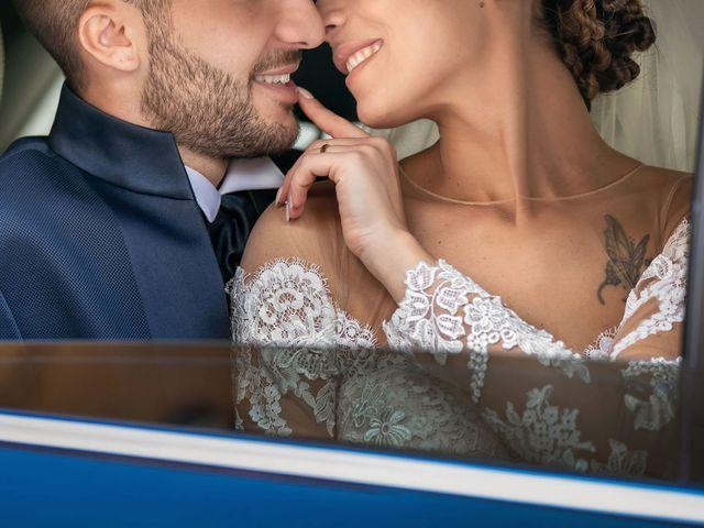 Le nozze di Veronica e Enrico