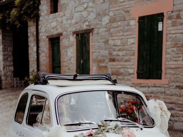 Il matrimonio di Roberto e Giada a Palagano, Modena 113