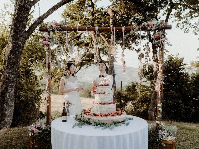 Il matrimonio di Roberto e Giada a Palagano, Modena 132