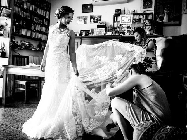 Il matrimonio di Diego e Silvia a Pesaro, Pesaro - Urbino 13