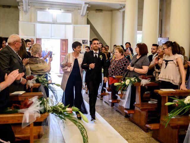 Il matrimonio di Diego e Silvia a Pesaro, Pesaro - Urbino 22