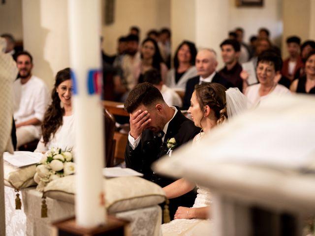 Il matrimonio di Diego e Silvia a Pesaro, Pesaro - Urbino 25