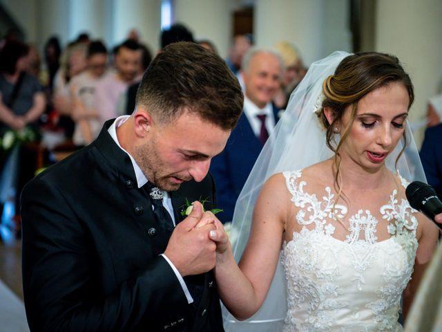 Il matrimonio di Diego e Silvia a Pesaro, Pesaro - Urbino 27