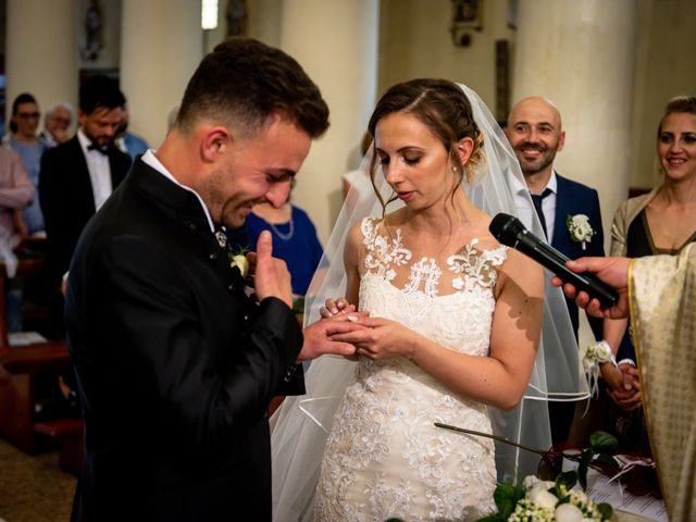 Il matrimonio di Diego e Silvia a Pesaro, Pesaro - Urbino 29