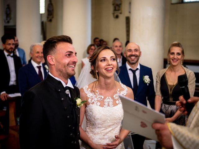 Il matrimonio di Diego e Silvia a Pesaro, Pesaro - Urbino 30
