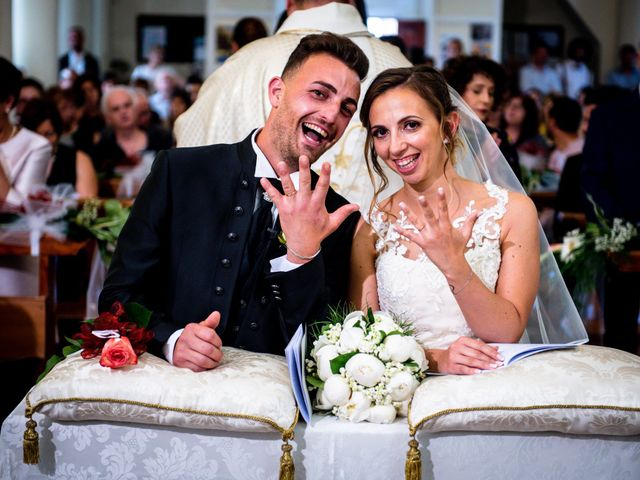 Il matrimonio di Diego e Silvia a Pesaro, Pesaro - Urbino 31