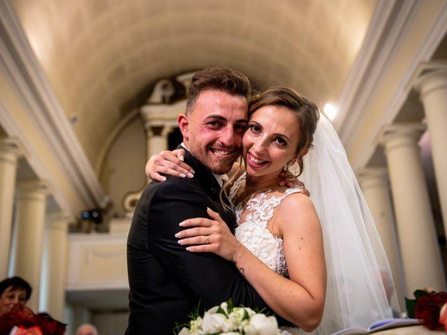 Il matrimonio di Diego e Silvia a Pesaro, Pesaro - Urbino 33
