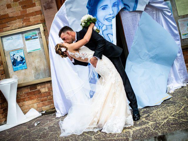 Il matrimonio di Diego e Silvia a Pesaro, Pesaro - Urbino 36