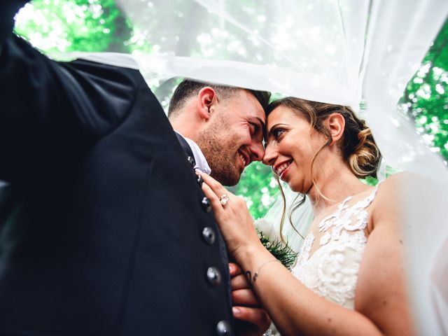 Il matrimonio di Diego e Silvia a Pesaro, Pesaro - Urbino 41
