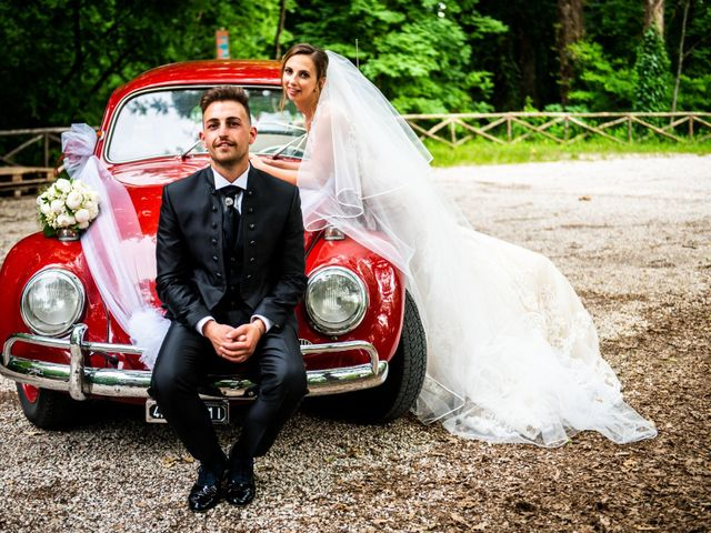 Il matrimonio di Diego e Silvia a Pesaro, Pesaro - Urbino 43