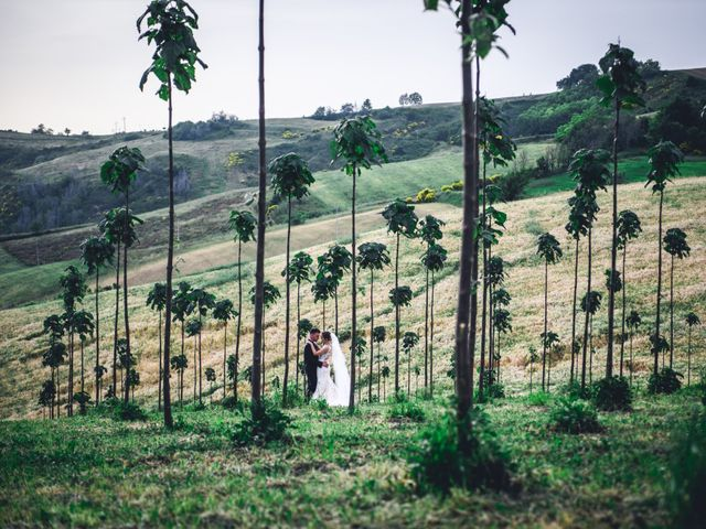 Il matrimonio di Diego e Silvia a Pesaro, Pesaro - Urbino 44