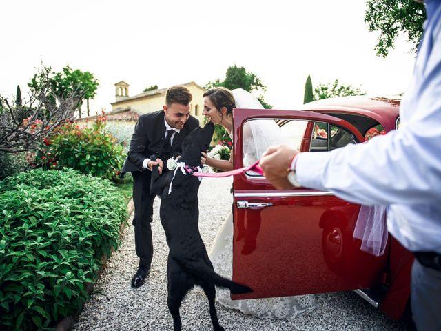 Il matrimonio di Diego e Silvia a Pesaro, Pesaro - Urbino 49