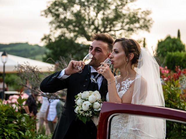 Il matrimonio di Diego e Silvia a Pesaro, Pesaro - Urbino 50