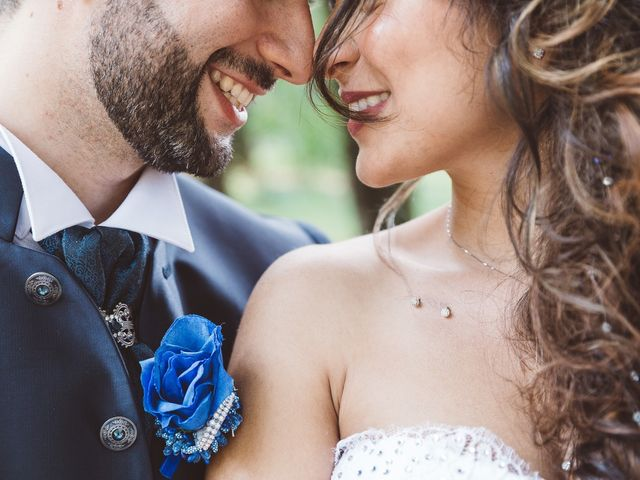 Le nozze di Ilaria e Valerio