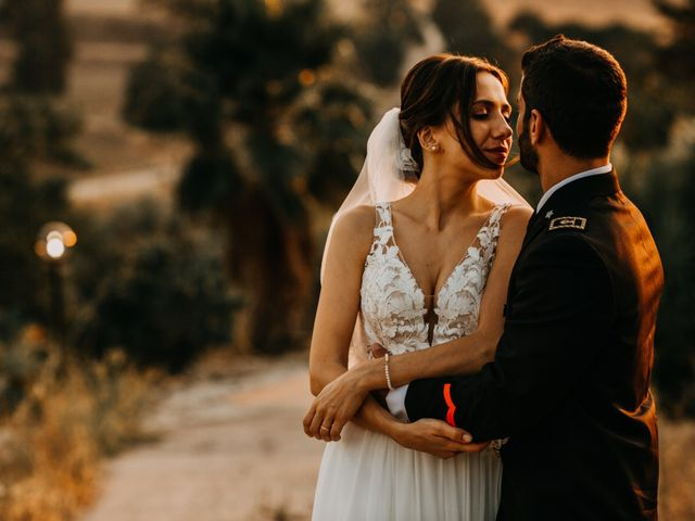 Il matrimonio di Manuele e Marianna a Barrafranca, Enna 9
