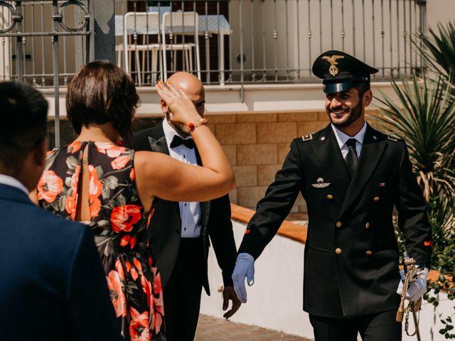 Il matrimonio di Manuele e Marianna a Barrafranca, Enna 11