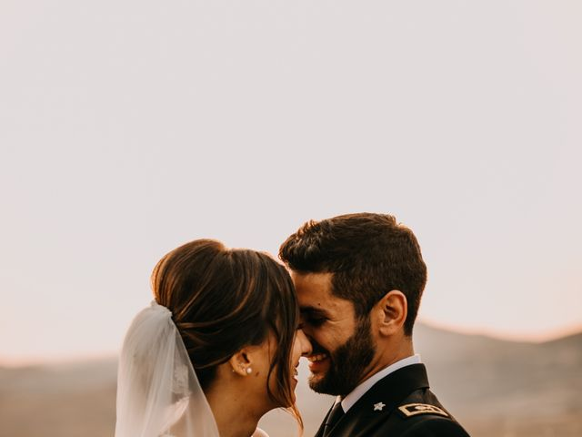 Il matrimonio di Manuele e Marianna a Barrafranca, Enna 12