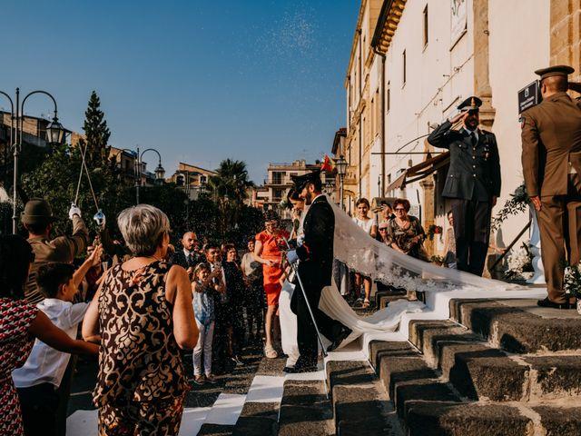 Il matrimonio di Manuele e Marianna a Barrafranca, Enna 22