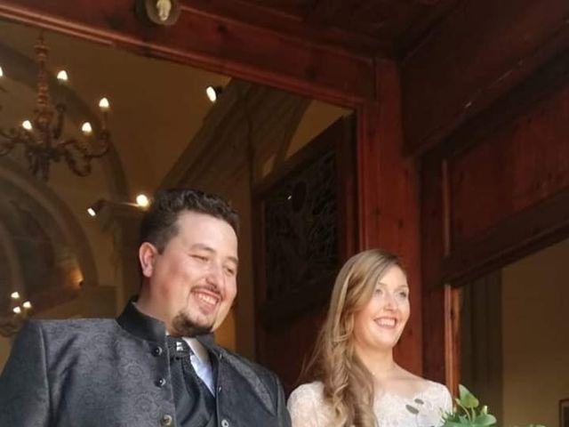 Il matrimonio di Alessandro e Azzurra a Cerreto Guidi, Firenze 2