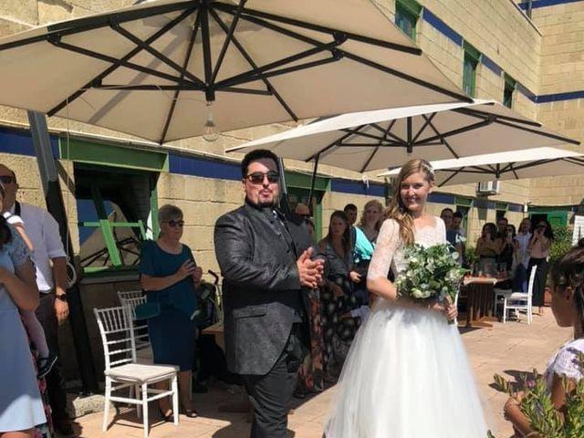 Il matrimonio di Alessandro e Azzurra a Cerreto Guidi, Firenze 9