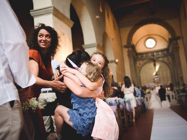 Il matrimonio di Maurizio e Veronica a Firenze, Firenze 11