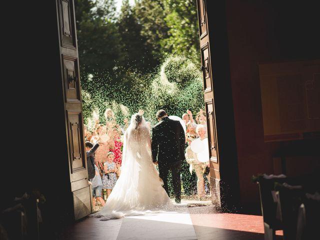 Il matrimonio di Maurizio e Veronica a Firenze, Firenze 1