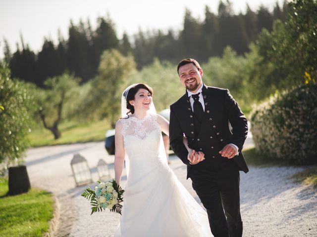 Il matrimonio di Maurizio e Veronica a Firenze, Firenze 19