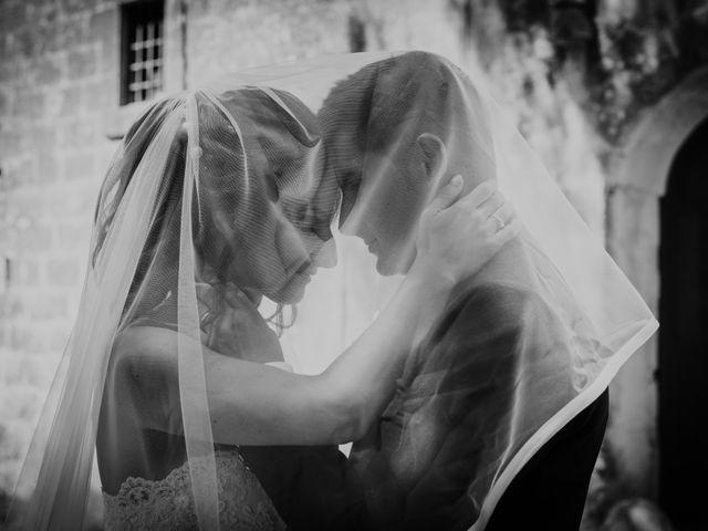 Le nozze di Giada e Giandomencio