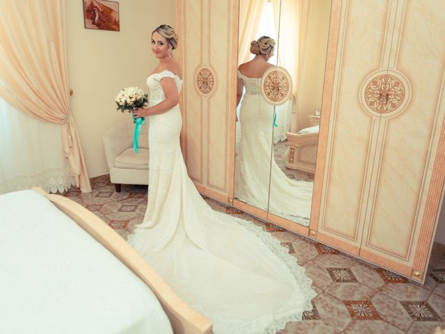 Il matrimonio di Emidio e Francesca a Monteiasi, Taranto 12