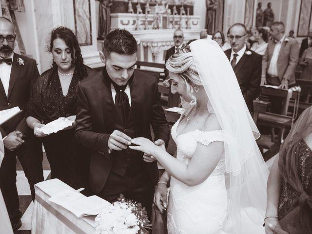 Il matrimonio di Emidio e Francesca a Monteiasi, Taranto 20