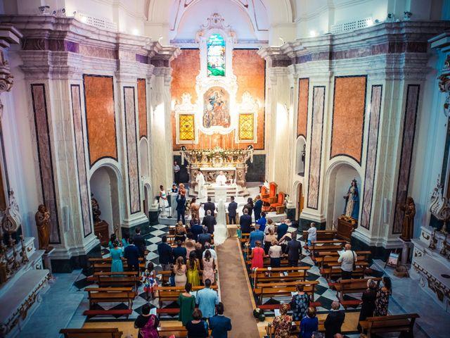Il matrimonio di Emidio e Francesca a Monteiasi, Taranto 21