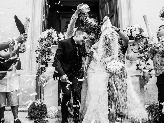 Il matrimonio di Emidio e Francesca a Monteiasi, Taranto 22