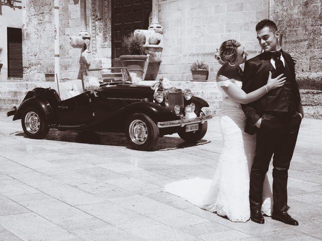 Il matrimonio di Emidio e Francesca a Monteiasi, Taranto 24