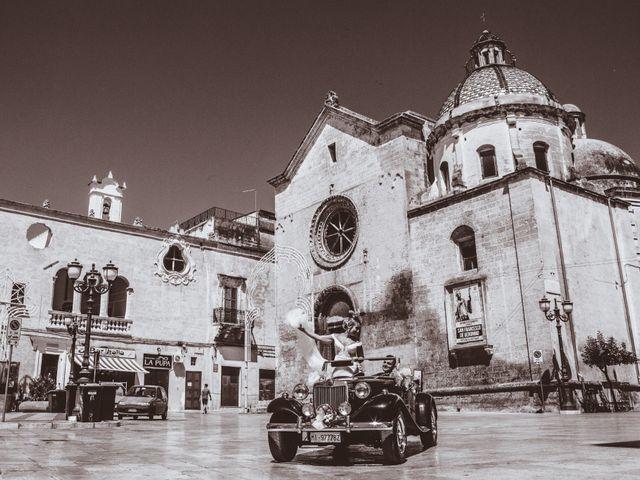 Il matrimonio di Emidio e Francesca a Monteiasi, Taranto 25