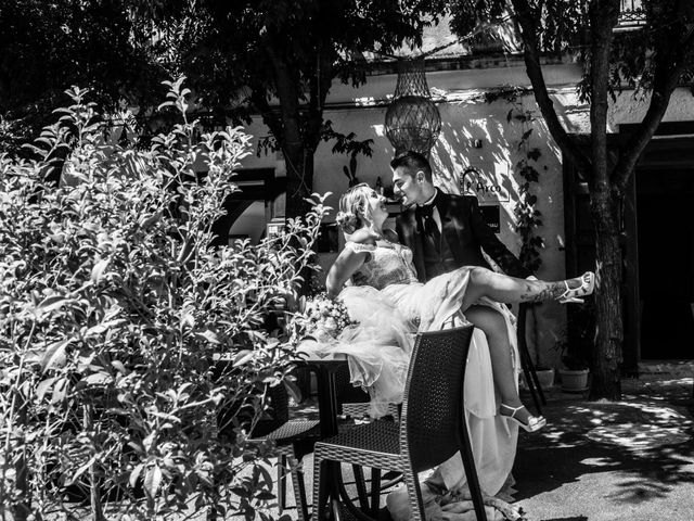 Il matrimonio di Emidio e Francesca a Monteiasi, Taranto 26