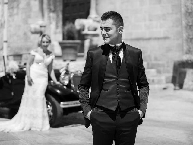 Il matrimonio di Emidio e Francesca a Monteiasi, Taranto 27