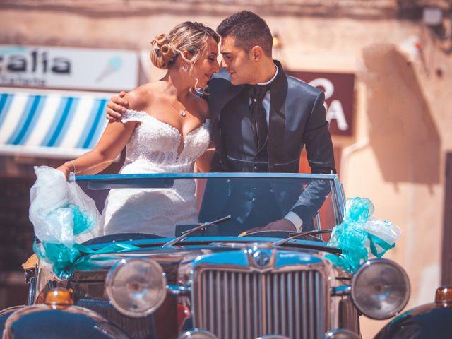 Il matrimonio di Emidio e Francesca a Monteiasi, Taranto 28