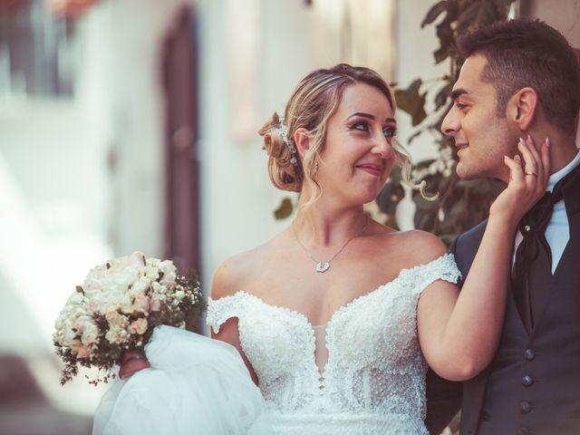Il matrimonio di Emidio e Francesca a Monteiasi, Taranto 29