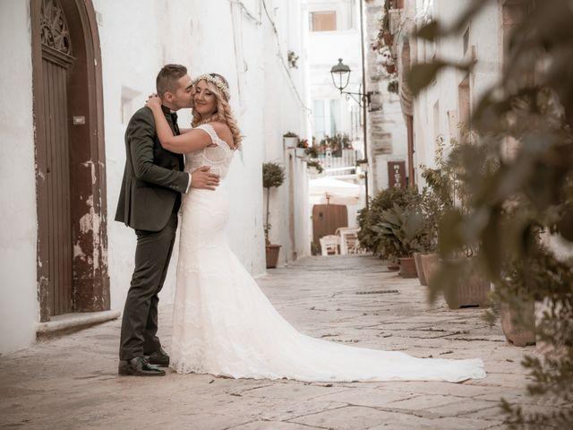 Il matrimonio di Emidio e Francesca a Monteiasi, Taranto 30