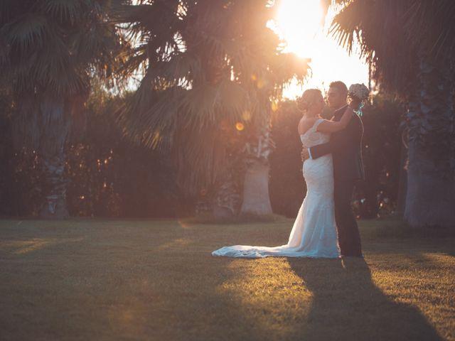 Il matrimonio di Emidio e Francesca a Monteiasi, Taranto 34