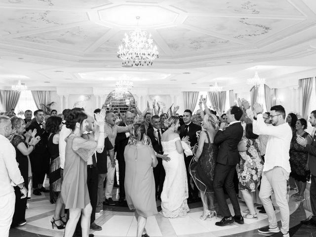 Il matrimonio di Emidio e Francesca a Monteiasi, Taranto 36