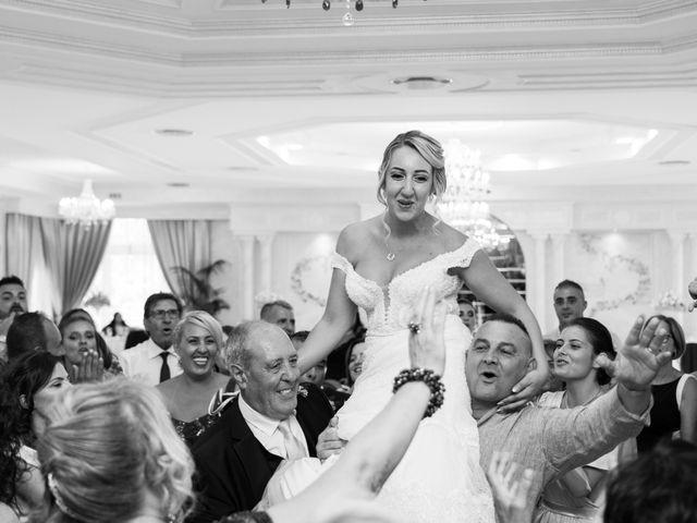 Il matrimonio di Emidio e Francesca a Monteiasi, Taranto 38