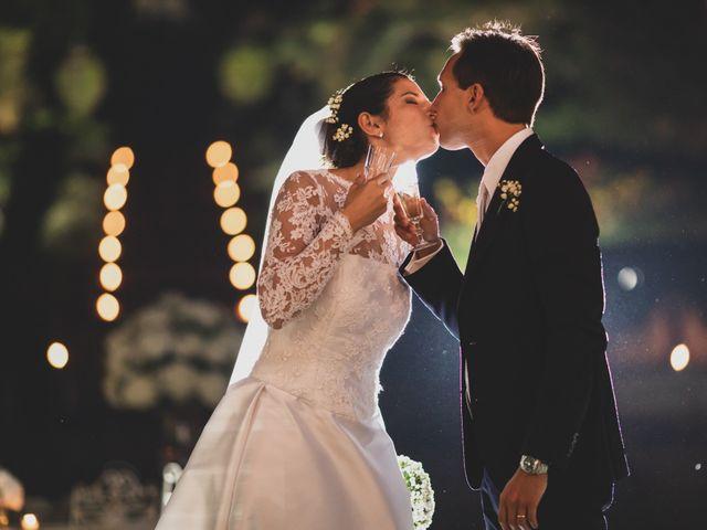 Le nozze di Ludovica e Francesco