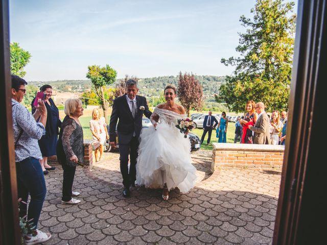 Il matrimonio di Cristiano e Sara a Gazzola, Piacenza 7