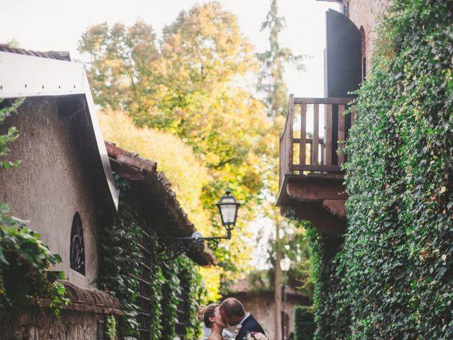 Il matrimonio di Cristiano e Sara a Gazzola, Piacenza 11