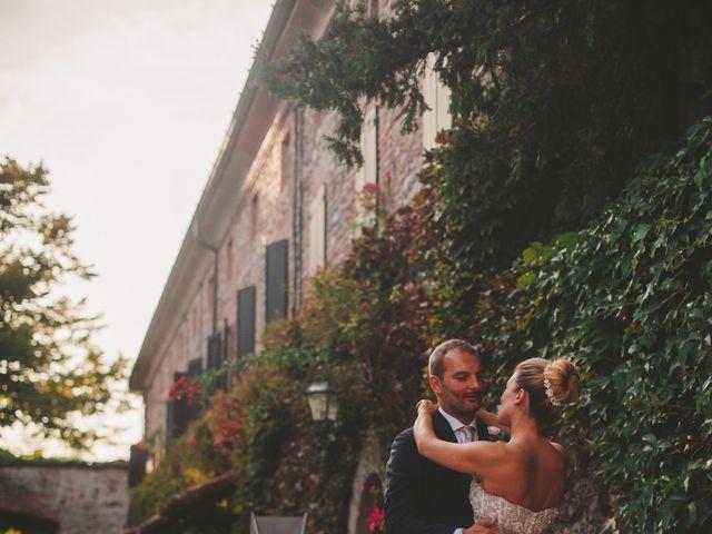 Il matrimonio di Cristiano e Sara a Gazzola, Piacenza 15